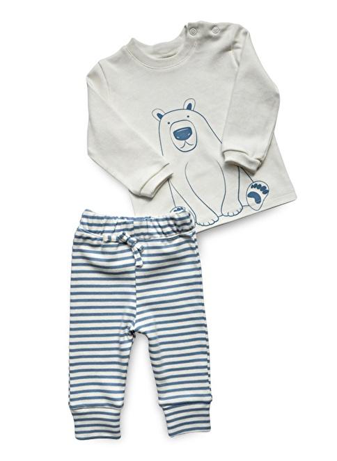 Baby Corner Eşofman Takım Mavi